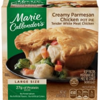 Marie Callender's Creamy Parmesan Chicken Pot Pie Frozen Meal