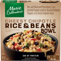 Marie Callender's Cheesy Chipotle Rice & Beans Bowl Frozen Meal