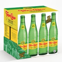 Topo Chico Twist of Lime Mineral Water - 12 bottles / 12 fl oz