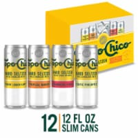 Topo Chico Hard Seltzer Spiked Sparkling Water Variety Pack