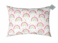 Harper Lane Microfiber Bed Pillow - Rainbow - 1 ct