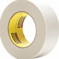3m Tape,Cloth,50mm x 55m,White,5 mil,PK24 HAWA