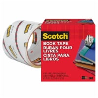 "Scotch Book Tape Boxed-3""X15yd - 1"