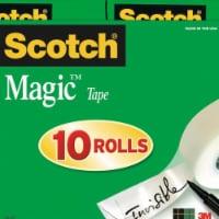 Scotch(R) Magic(TM) Tape 810K10, 3/4 in x 1000 in 10 Pack - 1