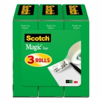Scotch® Magic™ Tape Refill 3 Pack - Clear
