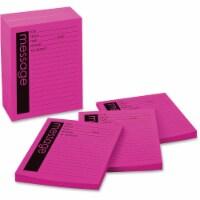 Post-it®  Message Pad 7662 - 1