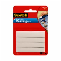 Scotch® Removable Mounting Putty - White