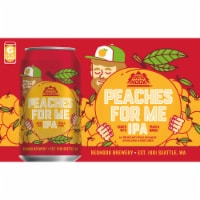 Red Hook Peaches for Me IPA
