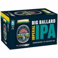 Red Hook Big Ballard Imperial IPA