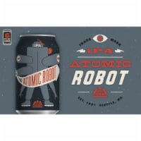 Redhook Brewery Atomic Robot IPA Beer 6 Cans