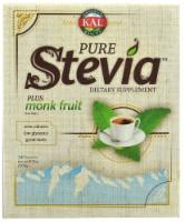 KAL Pure Stevia + Monk Fruit
