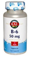 KAL B-6 Tablets 50mg