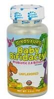 KAL Dinosaurs Baby Bifidactyl Probiotic Unflavored Powder