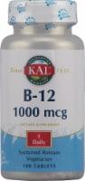 KAL Vitamin B-12 Tablets 1000 mcg