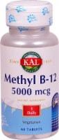 KAL Methyl B-12 Tablets 5000mcg