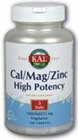 KAL  Cal Mag Zinc High Potency
