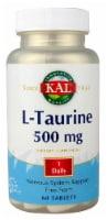 Kal  L-Taurine Tablets 500 mg