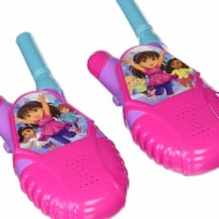 Sakar 13067-FREDS Nickelodeon Dora the Explorer Walkie Talkie