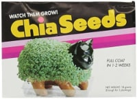 Chia Pet Planter - Seeds (Pack Of 3) - 1