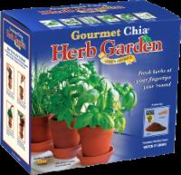 Chia Herb Garden Chef's Favorite Gourmet Growing Kit
