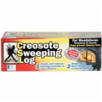 CSL Creosote Sweeping Fire Log 1 pk - Case Of: 12; Each Pack Qty: 1;