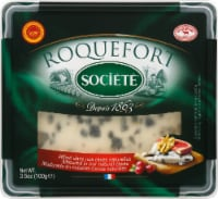 Societe Roquefort Cheese Wedge