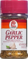 Lawry's Garlic Pepper Shaker