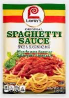 Lawry's Original Style Spaghetti Sauce Seasoning Mix