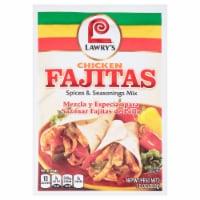 Lawry's Chicken Fajitas Spices & Seasoning Mix