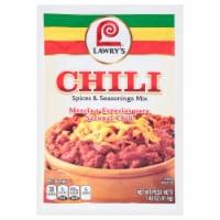 Lawry's Chili Spices & Seasoning Mix - 1.48 oz