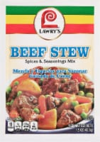 Lawry's Beef Stew Spices & Seasonings Mix