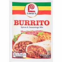 Lawry's Burrito Spices & Seasoning Mix