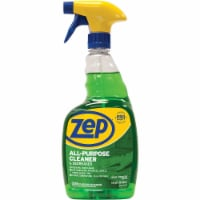Zep Commercial All-Purpose Cleaner and Degreaser, 32 Oz Spray Bottle ZUALL32EA - 1