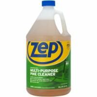 Zep Commercial Multi-Purpose Cleaner, Pine Scent, 1 Gal Bottle ZUMPP128EA - 1