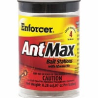 Enforcer Ant Max 0.48 Oz. Solid Ant Bait Station (4-Pack) EAMBS4 - 0.48 Oz.