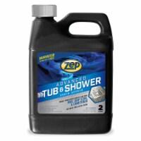 Zep Advanced Tub & Shower Gel Drain Opener 1 qt. - Case Of: 12; - Case of: 12