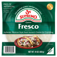 VV Supremo Queso Fresco Mexican Fresh Crumbling Cheese
