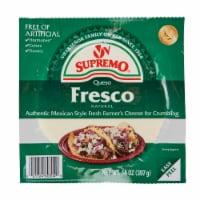 VV Supremo Queso Fresco Fresh Crumbling Cheese