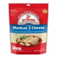 VV Supremo Shredded Mexican 3 Cheese - 7.06 oz