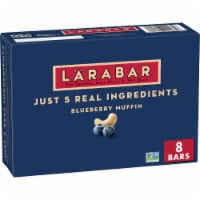 Larabar Blueberry Muffin Fruit & Nut Bars 8 Count