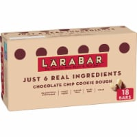 Larabar Chocolate Chip Cookie Dough Flavored Fruit & Nut Bars