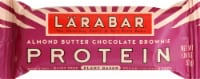 Larabar Almond Butter Chocolate Brownie Plant Based Protein Bar