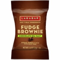 Larabar Hemp Seed Chocolate Sea Salt Brownie Fruit and Nut Bar