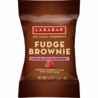 Larabar Chocolate Raspberry Brownie with Hemp Seed