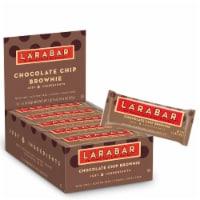 Larabar Chocolate Chip Brownie, 1.6 Ounce -- 64 per case.