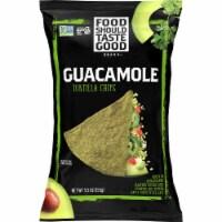Food Should Taste Good Guacamole Tortilla Chips