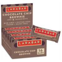 Larabar Chocolate Chip Brownie Fruit & Nut Bars