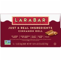 Larabar Cinnamon Roll Fruit & Nut Bars