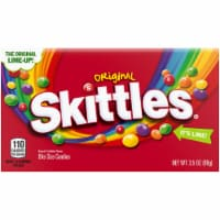 Skittles Original Chewy Candy Theater Box