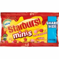 STARBURST Original Minis Fruit Chewy Candy Share Size
